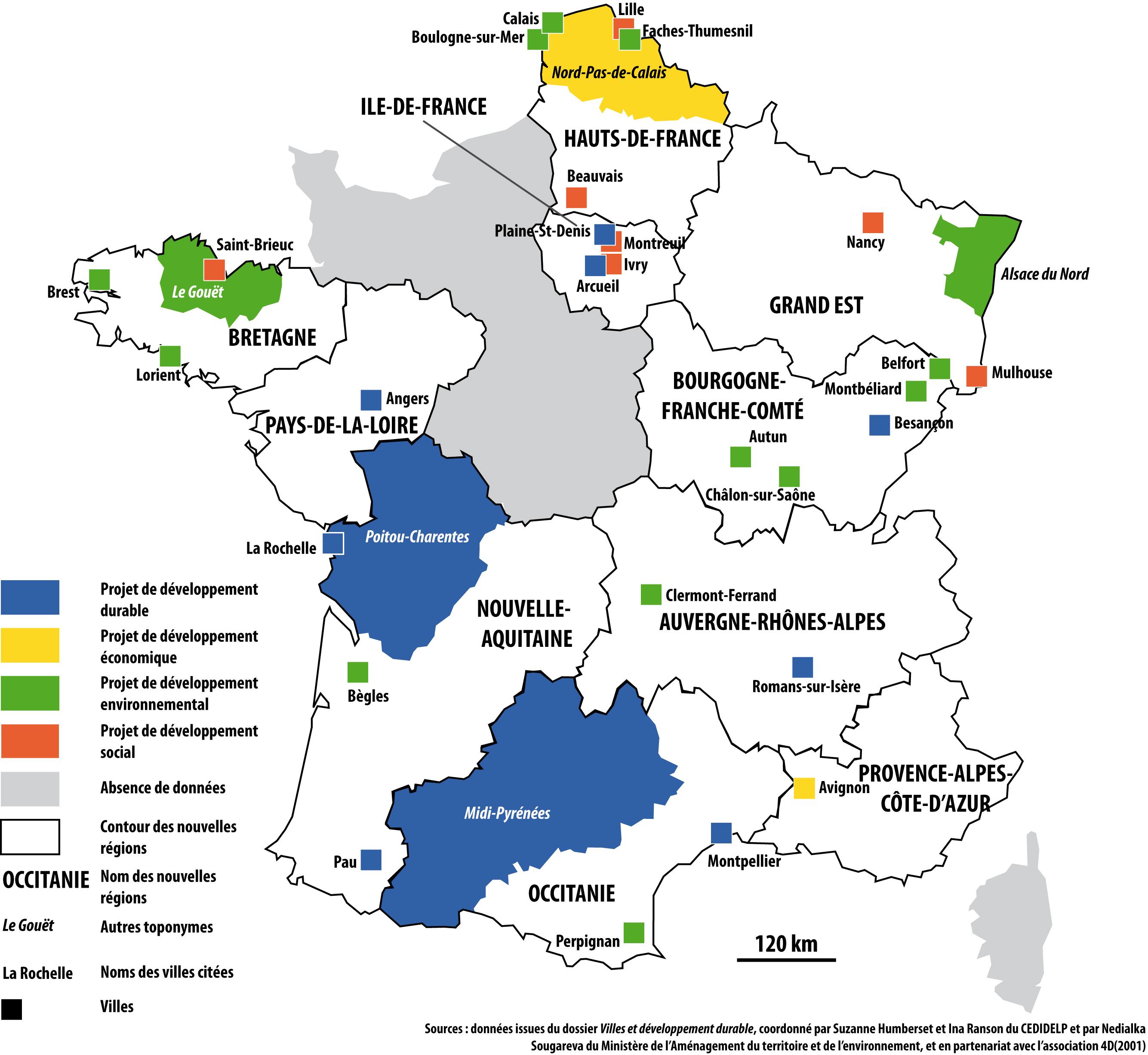 Chapitre : Villes et développement durable : des ...